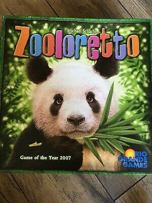 Rio Grande Games Zooloretto