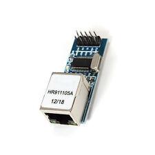 1PCS MiNi ENC28J60 Ethernet LAN Network Module For Arduino SPI AVR PIC LPC