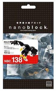 Daruma white Nanoblock Miniature Building Blocks New NBC209