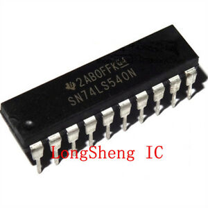 74HCT240N Integrated Circuit US Seller 2 Pieces Fast Ship