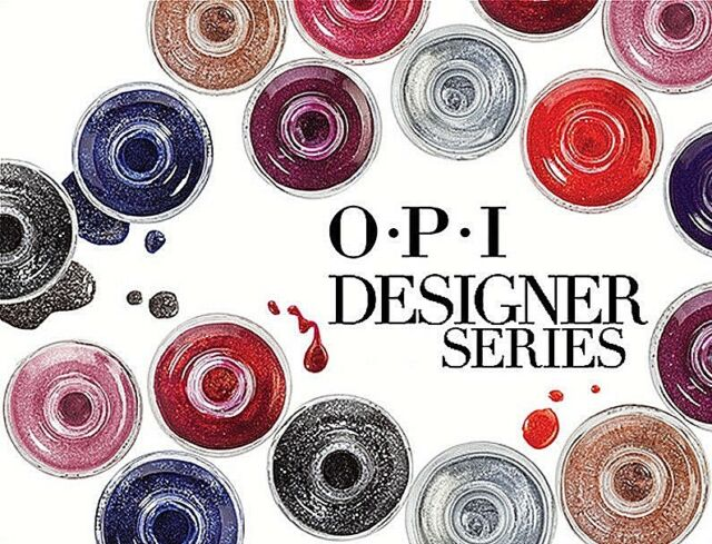 OPI NAIL LACQUER POLISH *DS ~ DESIGNER SERIES* DISCONTINUED