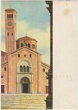 MILANO - IL CAMPANILE DI S.BABILA - COLLEZIONE DI VILLA CLERICI 1972