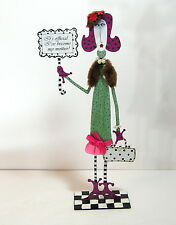 """By Joey Inc for Silvestri, It's Official I've Become My Mother Figurine, 16 1/2"""""""