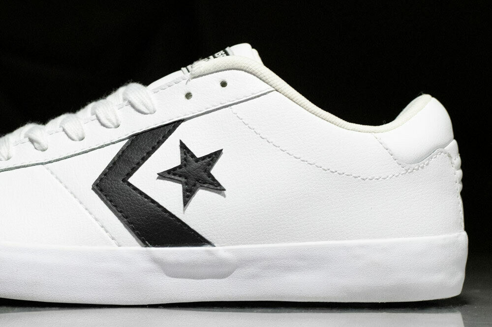 Converse Point Star Ox Leather Shoes