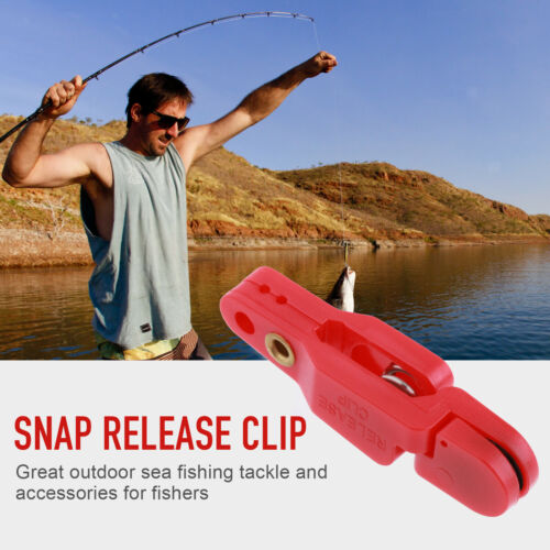 10 Heavy Tension Snap Release Clip for Weight,Planer Board,Kite,Offshore Fishing