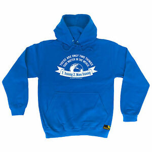 Kleidung & Accessoires Damenmode There Are Only Two Things Training Swps Hoodie Hoody Birthday Gift Training Ausreichende Versorgung