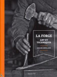 La-Forge-Art-et-Techniques-livre-de-H-Bergland