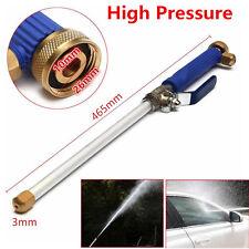 1xHigh Pressure Auto Car Washer Sprayer Cleaner Spray Nozzle Water Gun Hose 46cm