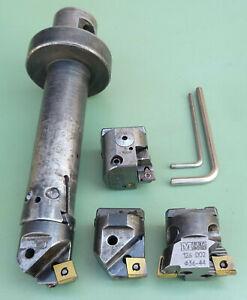 4 Wohlhaupter multi ausspindelwerkzeug ausdrehkopf ausdrehwerkzeug fino cabeza de perforación