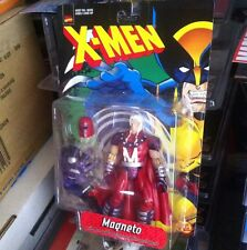 "Marvel Universe UNMASKED MAGNETO 5"" X-Men Figure Legends Toy Biz 1998"