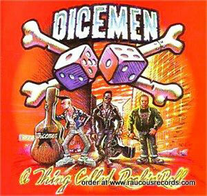 DICEMEN-A-Thing-Called-Rock-n-Roll-CD-Psychobilly-Rockabilly-Punk-NEW