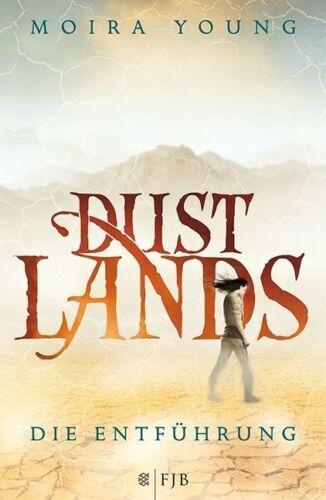 1 von 1 -  Dustlands 01 - Die Entführung von Moira Young  gebunden