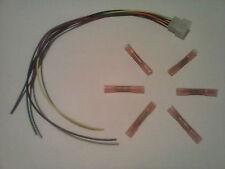 Fisher Minute Mount 6 pin Fishstick Handheld controller plug repair harness Butt