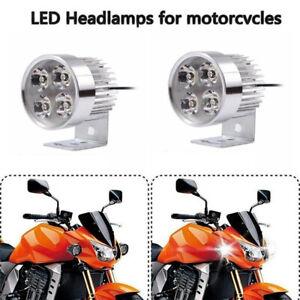4LED-Motorcycle-Headlight-Spot-Light-DRL-Driving-Fog-Lamp-Waterproof-12-85V-JRBD