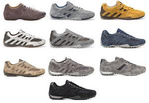 Fatídico Golpe fuerte lámpara  Geox Zapatos Hombre Verano Zapatillas Serpiente U4407B U4207K U7207H U7207E  | eBay