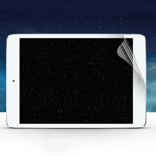 Soft HD Film Screen Protectors Cover Anti Scratch Full Cover For IPad 2//3//4//5//6