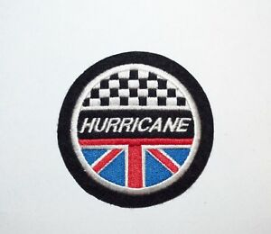CLASSIC-TRIUMPH-HURRICANE-EMBROIDERED-MOTORCYCLE-PATCH