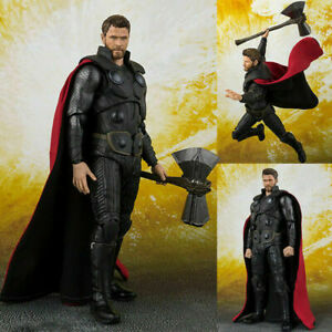 S-H-Figuarts-Avengers-Infinity-War-Thor-SHF-Action-Figures-chn-Version