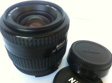 Metal Moun Nikon AF 35-70mm Zoom Lens+Warranty D600 D7100 D80 D100 Full Frame/DX