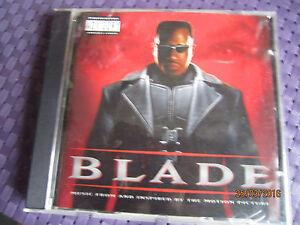 Blade-Musik-aus-dem-Fim-gleichnamig-CD-gebraucht