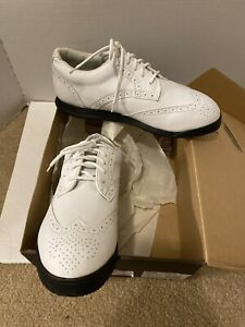 Mens-Turntec-golf-shoes-mens-size-9-5-New-With-Box