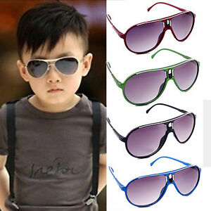 Style-Stylish-Child-Kids-Boys-Girl-Aviator-UV400-Sunglasses-Shades-Baby-Goggles