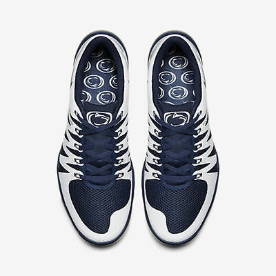 sale retailer dcce1 11f9e NIKE FREE TRAINER 5.0 V6 AMP PENN STATE NITTANY LIONS Size 14. 723939-410