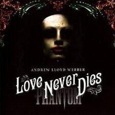 DAS PHANTOM DER OPER 2 - LOVE NEVER DIES CD MUSICAL NEU