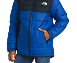 62d2dbf7c Details about NWT The North Face New Boys' Reversible Mount Chimborazo  Jacket Size Medium