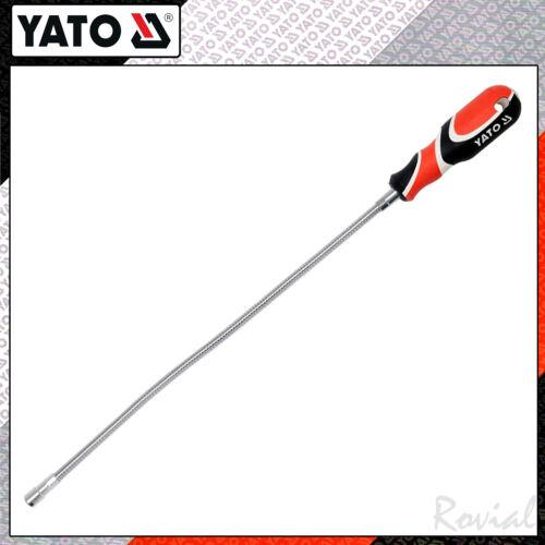 Pro magnétique 530 mm long Flexible Magnétique Aide 1 kg aimant tête 12 mm