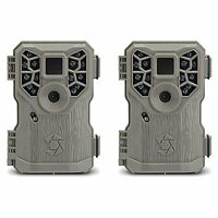 Stealth Cam Px14 8mp 14 Ir Emitter Hunting Game Trail Camera With Video, 2 Pack on sale