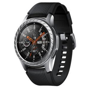 Bisel-Anillo-Adhesivo-Cubierta-Seguro-Para-Samsung-Galaxy-Watch-46MM-Engranaje-S3-Reloj-LTE