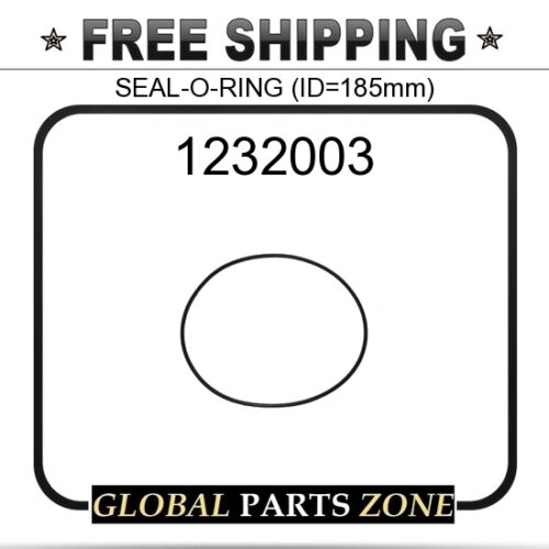 for Caterpillar SEAL-O-RING ID=185mm CAT 1232003