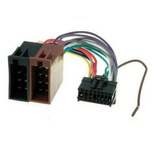 Cable Iso for Head Unit Pioneer Deh-2950mp Deh-3000mp Deh-3100ub Deh-3700mp