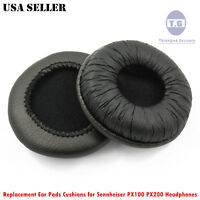 Replacement Ear Pads Cushions For Sennheiser Px100 Px200 Headphones