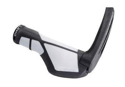 SOLU Leather Classic White Handlebar Grip
