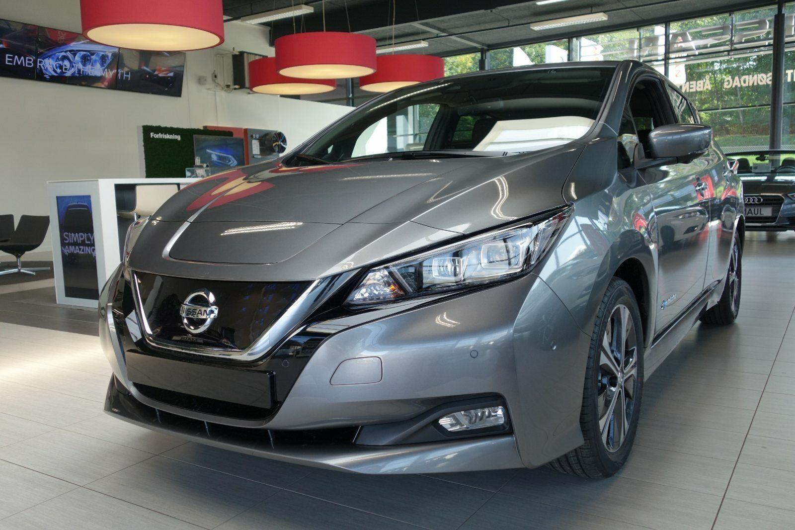 Nissan Leaf  Tekna 5d
