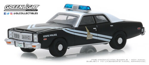 1:64 GreenLight *HOT PURSUIT 31* 1978 Dodge Monaco IDAHO STATE POLICE CAR *NIP*
