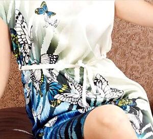 100-Pure-Silk-Shirt-Dress-034-SoCool-feel-Naked-PremiumSilk-034-ButterflyJoy-Special-BR