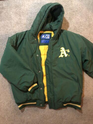 Oakland Starter Winter Jacket