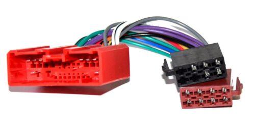 Radio adaptador para mazda 2 3 5 6 VP 323 626 bt50 cx-7 autoradio cable ISO