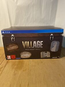 Resident Evil 8 Village Collectors Edition PS4/PS5 In Hand Sealed RTS