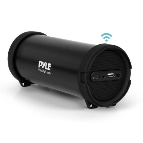 Rechargeable Battery Pyle PBMSPG6 Portable Bluetooth Wireless BoomBox System
