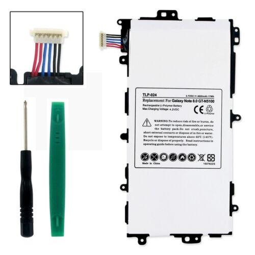GT-N5120 New 3.7V 4600mAh Li-Pol Battery w// TOOLS for SAMSUNG Galaxy Note 8.0