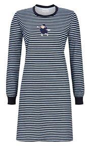 reputable site 543bf cb380 Details zu Ringella ..Nachthemd........Sleepshirt...........mit Schaf  Motiv. Größe 46..