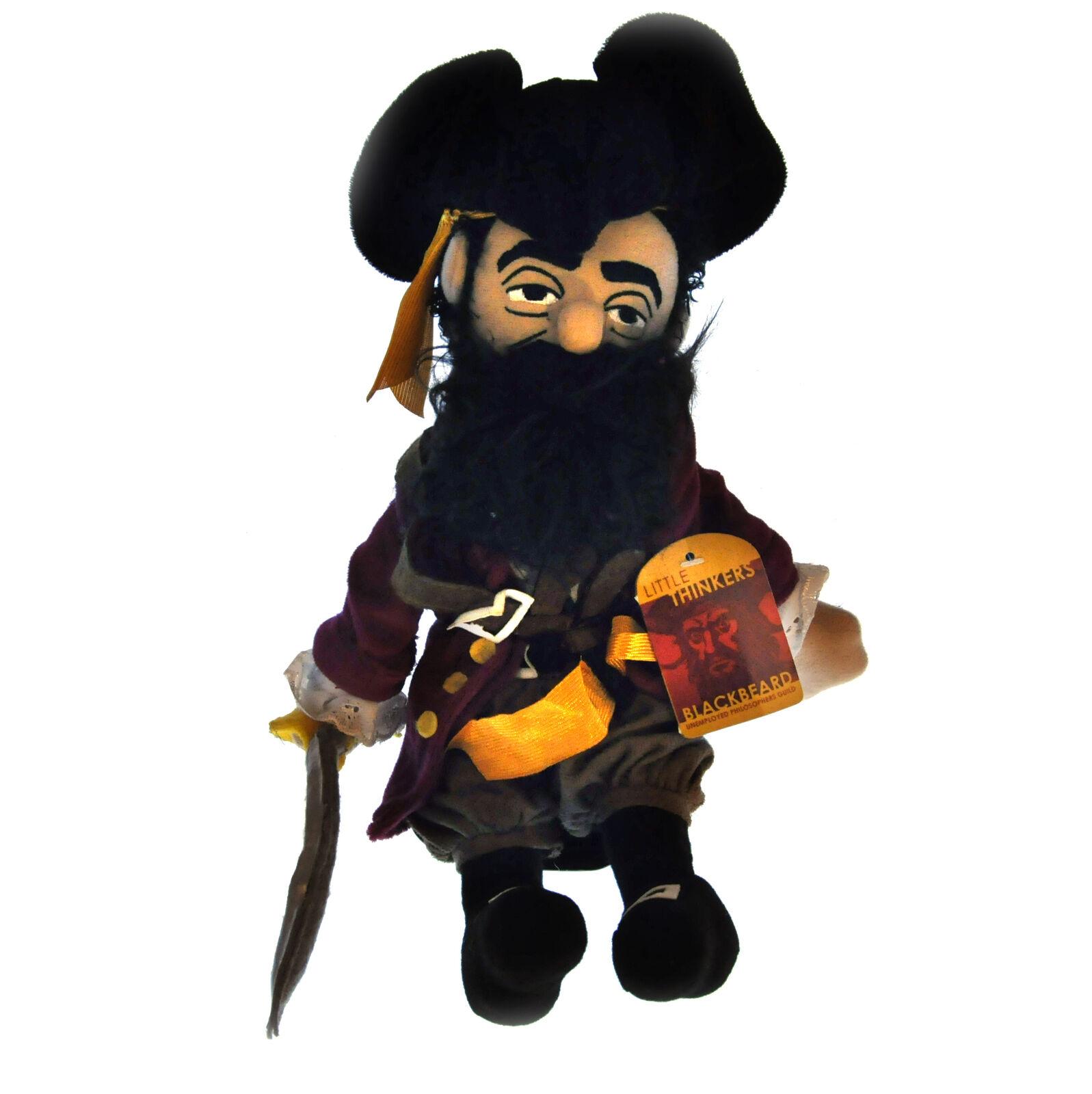 schwarzbeard's Plüschtier - Little Denker Denker Denker Puppe 755ccf