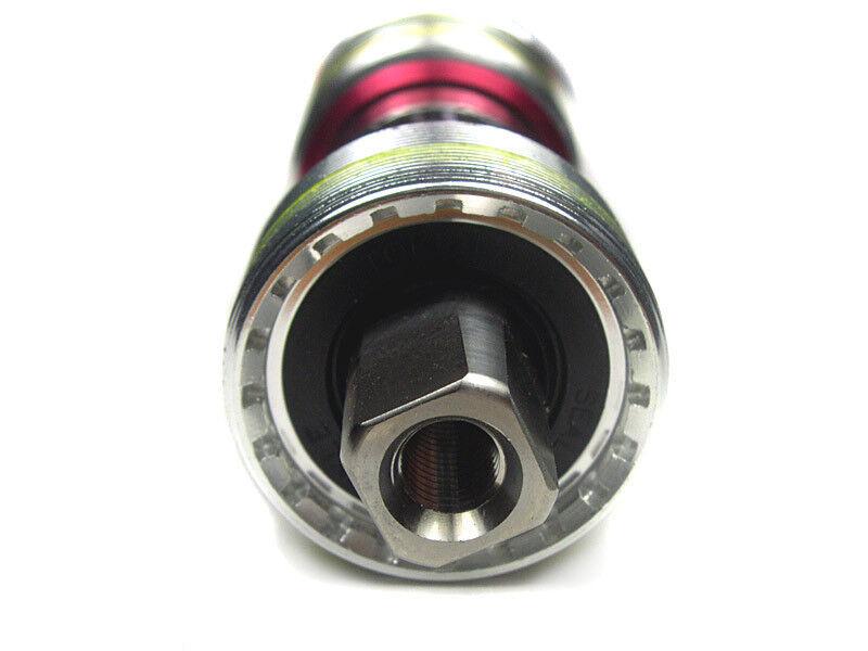OMNI Racer Worlds Lightest Titanium JIS Square Taper Bottom Bracket 70x116mm