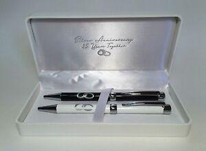 Silver Wedding Anniversary Gift Ideas Uk : 25th-Silver-Wedding-Anniversary-Gifts-Ideas-Quality-Gift-Boxed-Pen-Set ...
