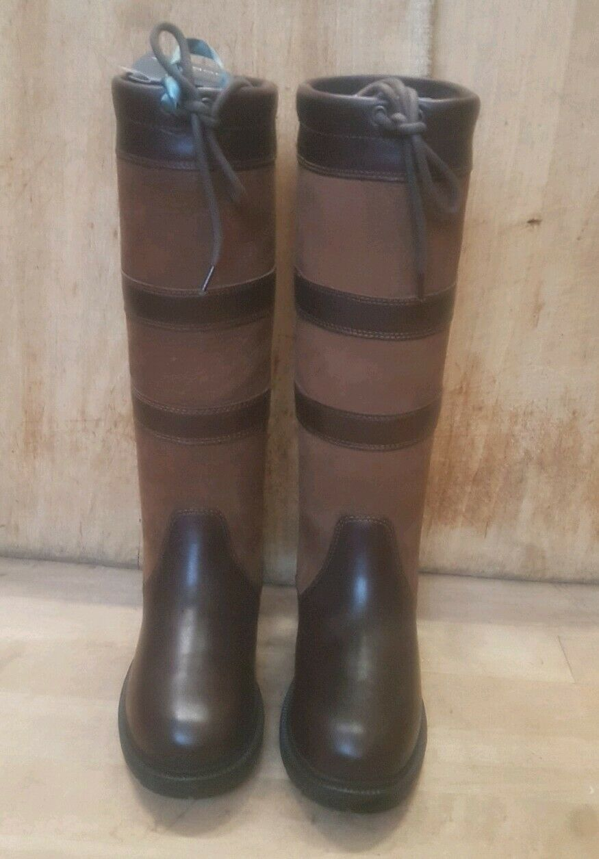 Bnwt Moretta Teo Boots size 3 3.5 riding yard country