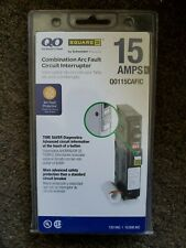 New Square D Qo115cafic Qo Square D 15 Amp Combination Arc Fault Circuit Breaker